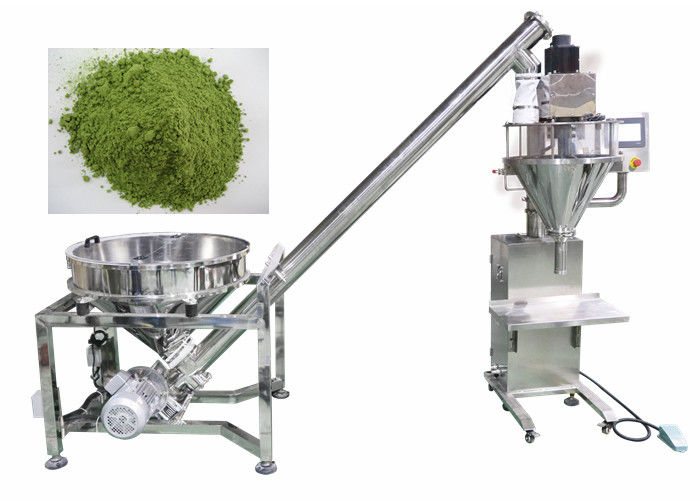Semi Automatic Powder Packaging Machine Made of Stainless Steel
