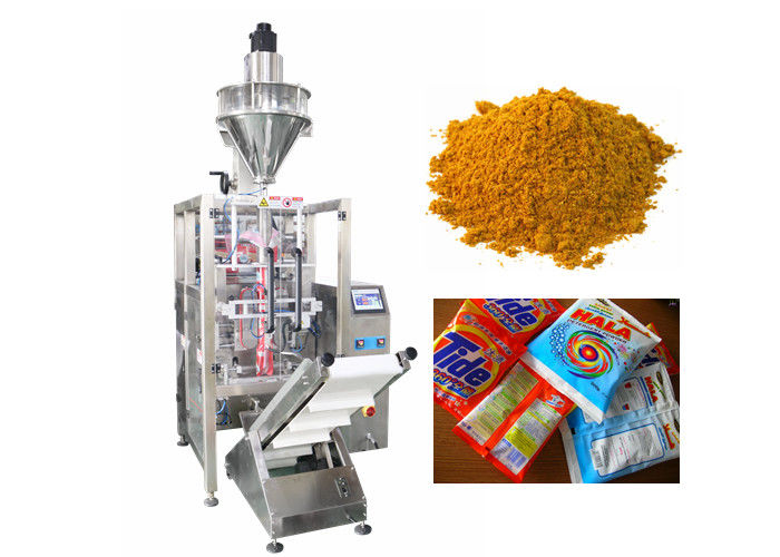 High Accuracy Auger Filler Dosing , Automated Packing Machine For Coffee
