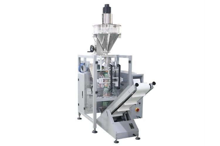 Cocoa Powder Automated Packing Machine With High Accuracy Auger Filler